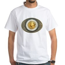 Indian gold oval 3 Shirt