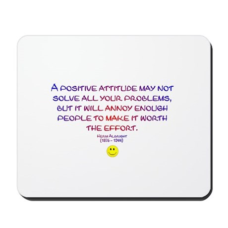 Positively Annoying Mousepad
