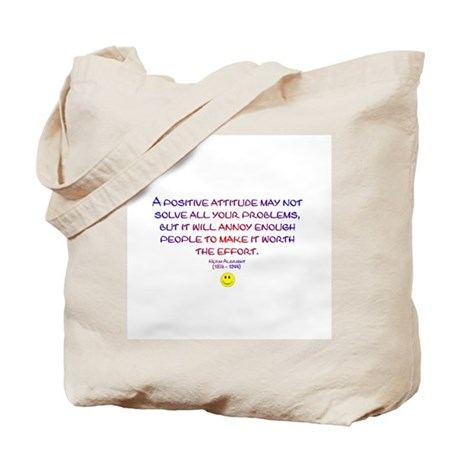 Positively Annoying Tote Bag