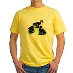 Mallard Ducklings Yellow T-Shirt