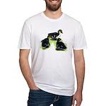 Mallard Ducklings Fitted T-Shirt