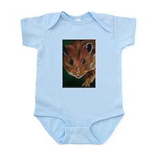 Wendy's Hamster Infant Creeper