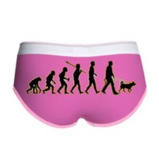 Dog Walker Women's Boy Brief