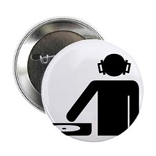 "DJ 2.25"" Button"