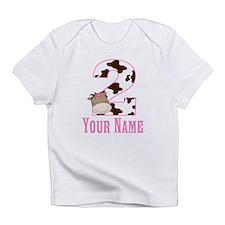 2nd Birthday Girl Horse Infant T-Shirt