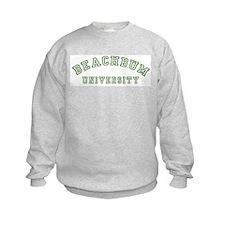 BeachBum University Sweatshirt