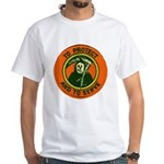 Grim Reaper White T-Shirt