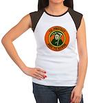 Grim Reaper Women's Cap Sleeve T-Shirt