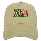 Irish Italian Princess Cap