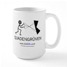 Quadengruven<br> Large Mug