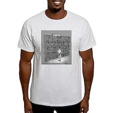 Funny Alien grays T-Shirt