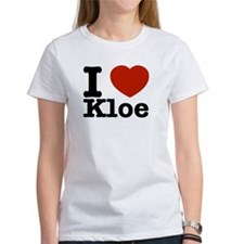 I Love Kloe Tee