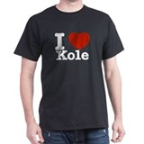 I Love Kole T-Shirt