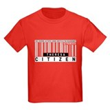 Theresa Citizen Barcode, T