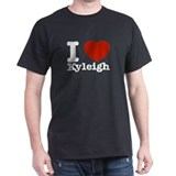 I Love Kyleigh T-Shirt