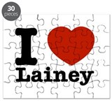 I Love Lainey Puzzle
