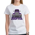 Trucker Sabrina Women's T-Shirt