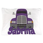 Trucker Sabrina Pillow Case