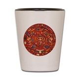 MAYAN CALENDAR Shot Glass