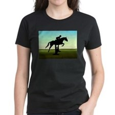 Hunter Jumper Grassy Field Tee