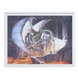 Dragon Cave Wall Calendar