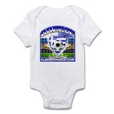 Greece European Soccer 2012 Infant Bodysuit