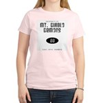 DEMONS Women's Pink T-Shirt