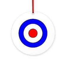 British WW1 Aircraft Insignia  Ornament (Round)