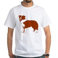 Red Border Collie Shirt