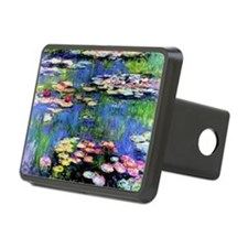 MONET WATERLILLIES Hitch Cover