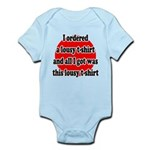 Lousy T-shirt Infant Bodysuit