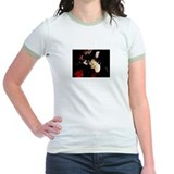 Bass Guitar Player Girls T-Shirt