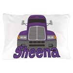 Trucker Sheena Pillow Case