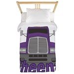 Trucker Sheena Twin Duvet
