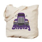 Trucker Shelby Tote Bag