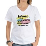 Retro Trailer Retired Shirt