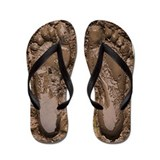 Muddy Feet~Flip Flops