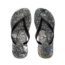 Crushed Glass ~ Flip Flops