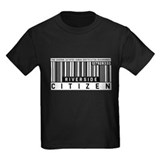 Riverside Citizen Barcode, T