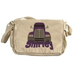 Trucker Shirley Messenger Bag