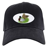 Grey Call Ducks Black Cap