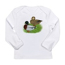 Grey Call Ducks Long Sleeve Infant T-Shirt