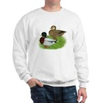 Grey Call Ducks Sweatshirt