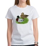 Grey Call Ducks Women's T-Shirt