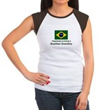 Happy Brazilian Grandma Tee