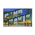 Camp Davis North Carolina Mini Poster Print