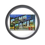 Camp Davis North Carolina Wall Clock