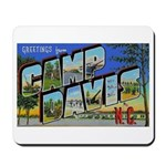 Camp Davis North Carolina Mousepad