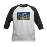 Camp Davis North Carolina Kids Baseball Jersey