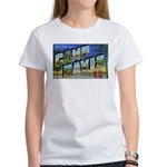 Camp Davis North Carolina (Front) Women's T-Shirt